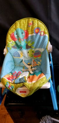 Fisherprice baby chair Welland, L3C 1X9