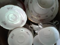white ceramic plates and bowls New Bern, 28560