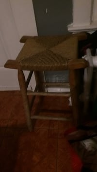 brown wooden framed brown padded chair White Plains, 10606