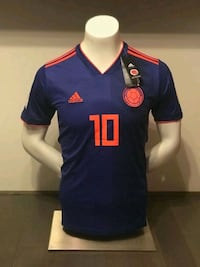 COLOMBIA AWAY JERSEY  BRAND NEW WITH TAGS   Mississauga, L5B 4P5