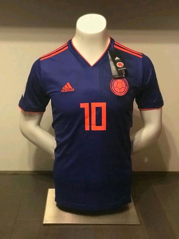 fd055f21cce9 Used Brand new in tags Colombia World Cup 2018 jersey for sale in  Mississauga - letgo