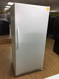 Frigidaire white upright freezer  Woodbridge, 22191