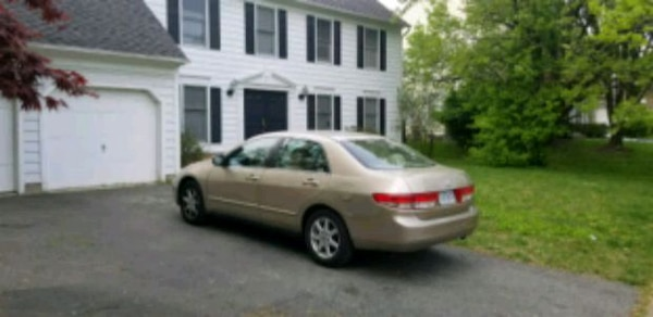 Honda - Accord - 2004