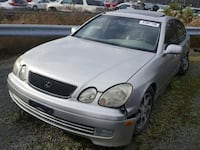 2000 Lexas Gs300 In For Parting Out. Self Serve , You Pull. Temple Hills
