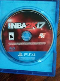 NBA2K17 PS4 game disc Powell, 43065