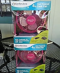 Dual Powered 4in Mini Fan Rio Rancho, 87124