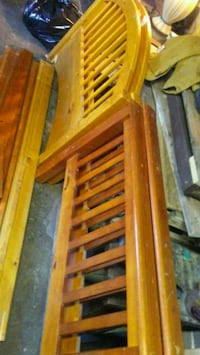 yellow and brown wooden ladder Amarillo, 79106