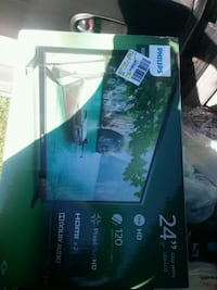 "24"" led tv Philips  Goose Creek"