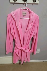 Bathrobe for women, brand Juicy Couture, small Calgary, T2Z 4C8