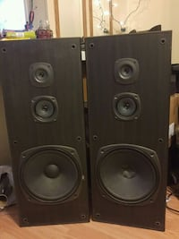 Stereo Speakers Kenwood JL-775 Farmington, 14425