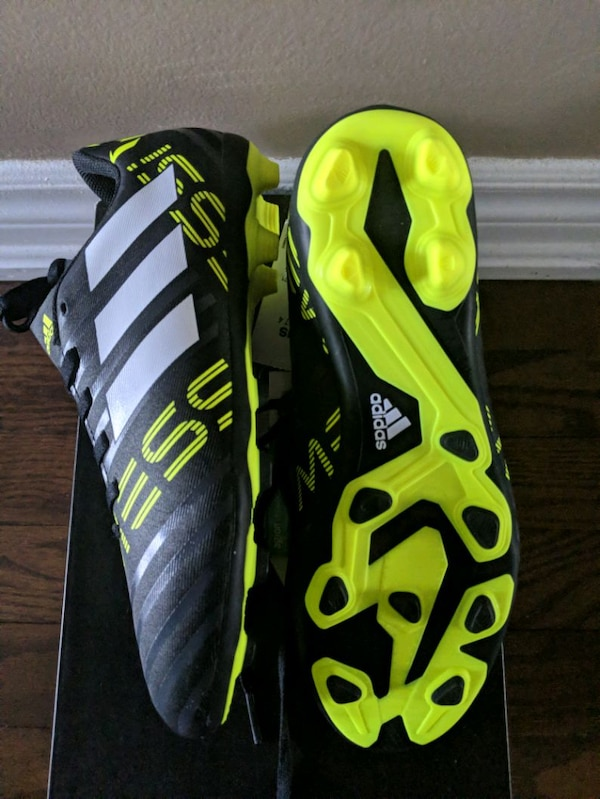 d6935a8fb Used New! Adidas Messi Soccer Shoes - Size 5 for sale in Brampton ...
