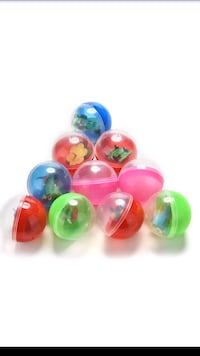 40 new Party Favor Toy Balls (8 for $1) Manchester, 03103
