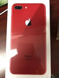 IPHONE 8 PLUS RED FACTORY SEALED  Springdale, 20774