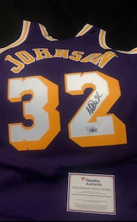 Lakers Throwback Jersey Whittier, 90606