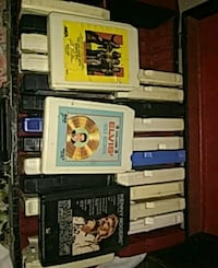 8 Track tapes Fort Worth, 76114