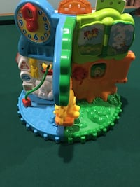 Green and blue learning jungle toy North Reading, 01864
