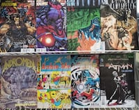 Comics! Age of Apocalypse to New Avengers