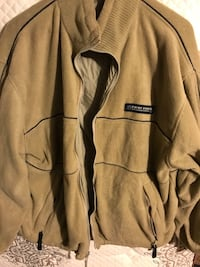 Point zero men jacket double face beige Hamilton, L9C