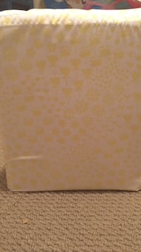 Yellow Flower print target queen size sheet set with pillowcases Slidell, 70460