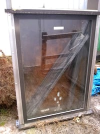 Commercial doube sided windows with frame and trim Toms River, 08753
