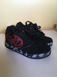 Heelys Youth Size 1 Lincoln, L0R