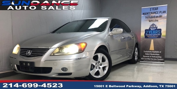 Used Acura RL For Sale In Addison Letgo - Acura rl 2005 for sale