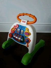 baby walker by fisher price Mississauga, L5B 4M7