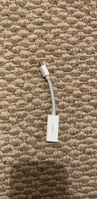 White and gray usb cable Springfield, 22150