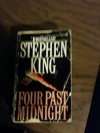 Four Past Midnight book by Stephen King