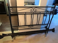 Full Size Bed Frame and Headboard Germantown, 20874