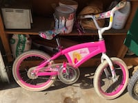 toddler's pink and white bicycle Chino, 91710