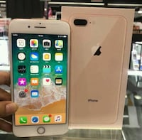 IPhone 8plus unlock and 256GB available  Washington