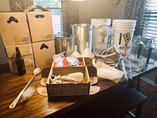 Complete Homebrew Kit