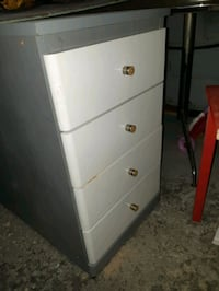Small 4 drawer dresser Toronto, M8Z