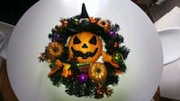 "HOMESENSE  22""  halloween  wreath Toronto, M4E 1X6"