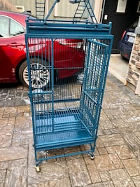 Large Bird/Parrot Cage - excellent condition Newmarket, L3Y