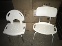 Shower chairs great shape only 20 each Firms  Glen Burnie, 21061
