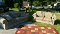 Sofa set good condition  Pickerington, 43147