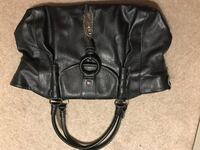 Black leather purse St Catharines, L2S 3Y3