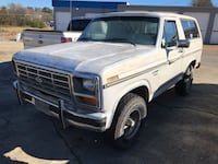 1985 Ford Bronco Hoover