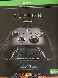 Xbox One Pro Controller and wireless Lucid Sound headset