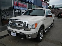 2009 FORD F-150 4WD CREW LARIAT *FR $499 DOWN GUARANTEED FINANCE Des Moines