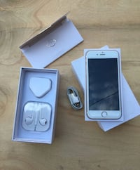 silver iPhone 6 with box New York