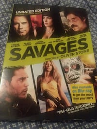 Savages dvd Binghamton, 13905