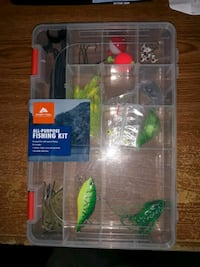 fishing lures with case Portland, 97206