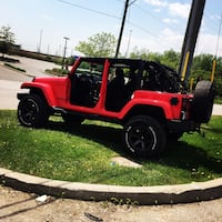 Jeep Rims and tires for sale  Vaughan, L4K 2C9