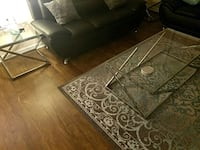 Glass coffee table and end table Laurel, 20707