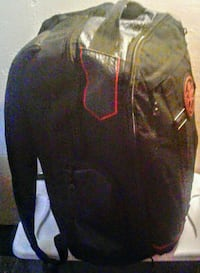 black and red zip-up jacket Chattanooga, 37404