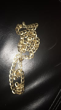 Gold chain necklace Calgary, T2Z 2S4