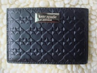 NWT KATE SPADE Graham credit card case FOUNTAINVALLEY